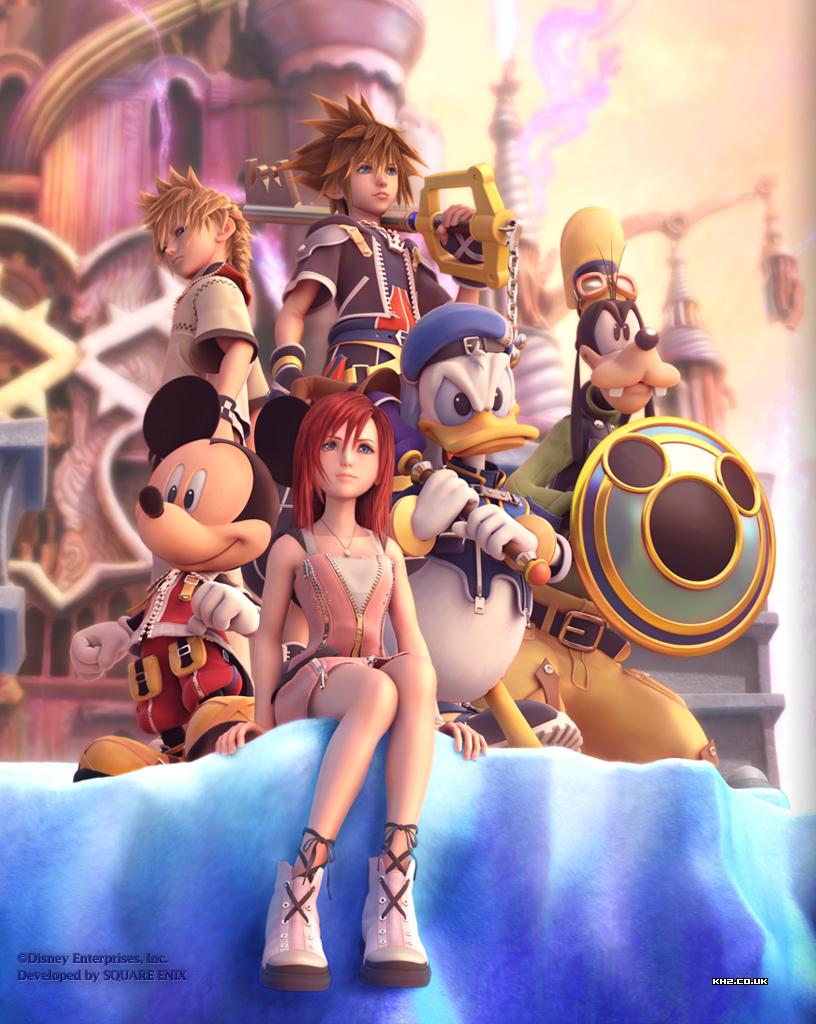 [Kingdom Hearts] [Kairi] Cast3