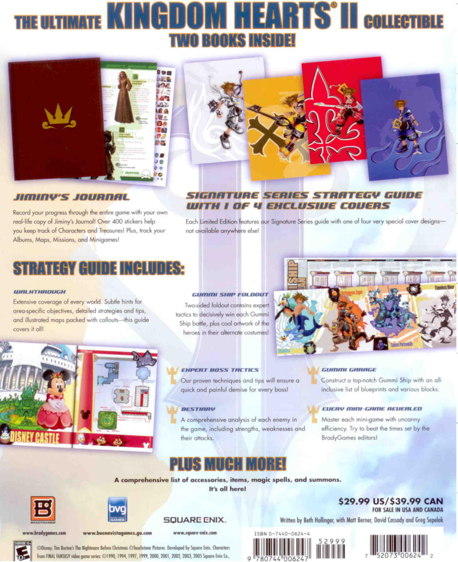 kingdom hearts ii limited edition strategy guide archive dvd rh forum dvdtalk com kingdom hearts 2 limited edition strategy guide kingdom hearts 2 official strategy guide pdf