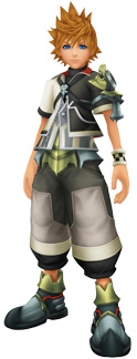 Ven in KH: Birth By Sleep