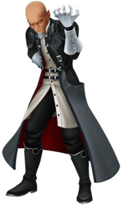 Master Xehanort in KH: Birth By Sleep