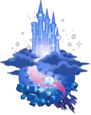Castle of Dreams in KH: Birth By Sleep