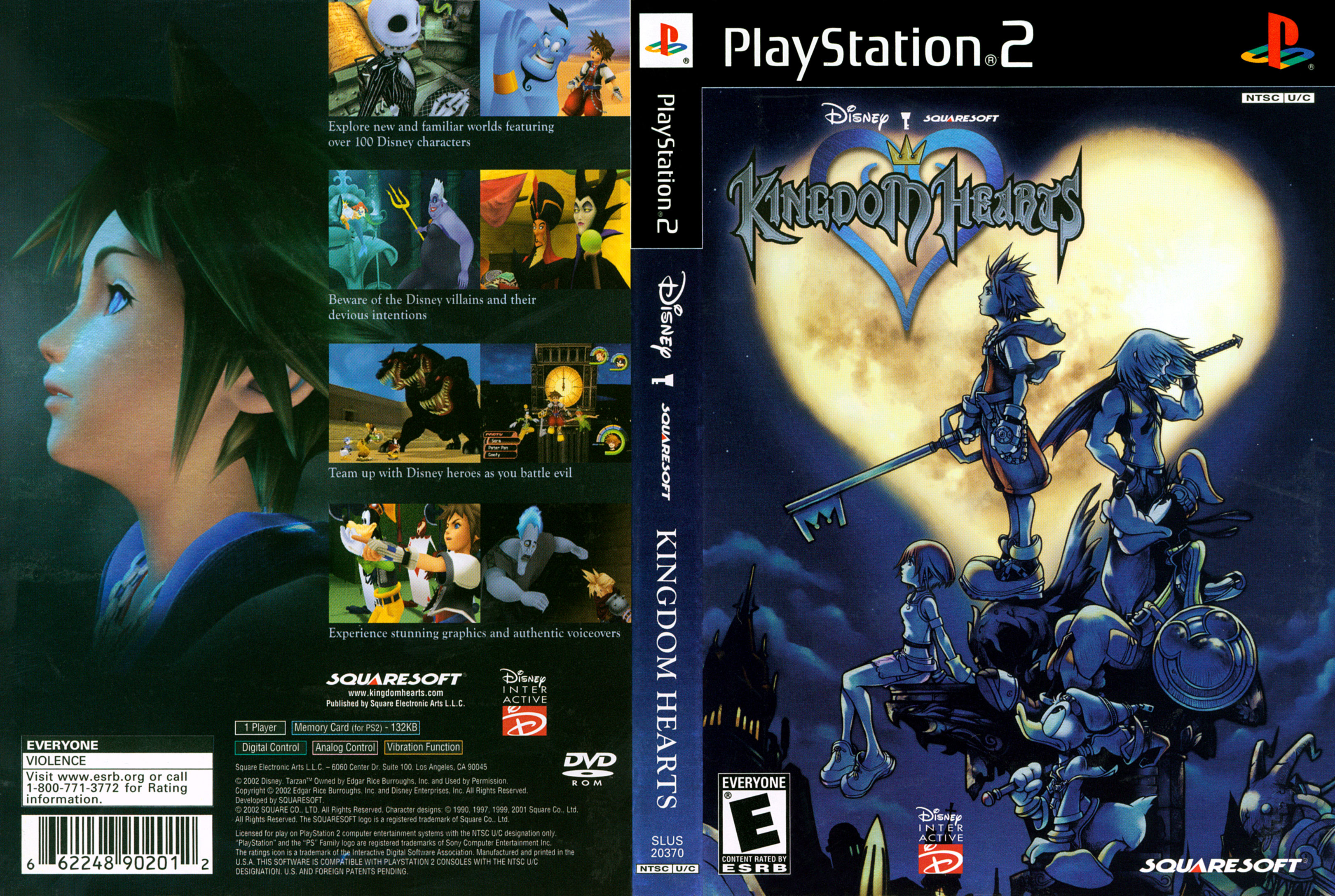 Kingdom Hearts - Kingdom Hearts Ultimania