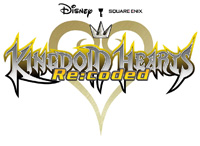 Kingdom Hearts Recoded Logo