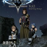 Kingdom Hearts Birth By Sleep Graphic Novel