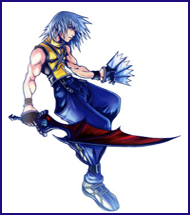 Playing off the silver-haired hot guy anime cliché, Riku is unsurprisingly popular with most players of the Kingdom Hearts series.