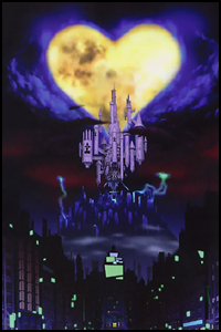 The World That Never Was. Was Roxas only necessary to make a heart-shaped moon?