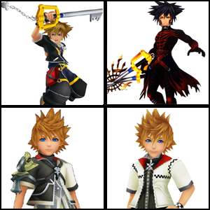 could roxas have been more involved as a kingdom hearts character