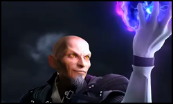 Xehanort from Birth by Sleep. So did Roxas inspire the Xehanort plot-line?