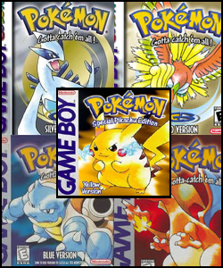 The Speed Gamers next run will be with the Pokemon series! The focus will be on the original games, Yellow, Red, Blue, Gold, and Silver. Brings back memories, doesn't it?