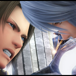 Aqua and Terra probably have one of the most stable relationships in the series. They could definitely work well together, if they ever saw each other as more than friends.