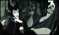 Both Maleficent and Hades have attempted to kill small infants out of spite. No, forgiveness isn't exactly their strong suit.
