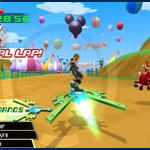 With Birth by Sleep, the Kingdom Hearts series has finally begun to take advantage of racing mini-games. Could a full on racing game be in the series' future (or are we just dreaming)?