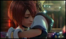 Sora has trouble admitting his feelings, though we can all see he's in love. Just kiss the girl already!