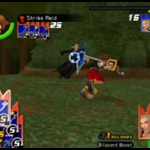 The second battle with Vexen in Re:Chain of Memories. Vexen has never been a hugely popular character for some reason. Could the annoying battle have something to do with it?