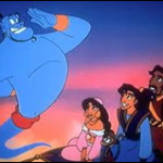 Aladdin and the King of Thieves (1996), a part of Disney's unfortunate sequel line--which is hopefully dead--was actually one of the better sequels. And considering they've used The Return of Jafar in Kingdom Hearts II, they might as well finish the trilogy.