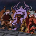 Gargoyles (1994), still one of Disney's best-loved animated series 17 years later.