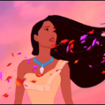 Pocahontas (1995), Disney's first take on a real-life individual and their first film without a real happily ever after.