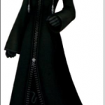 Xion is perhaps one of Kingdom Hearts' most complex characters--and that's saying a lot when you're amongst the likes of Roxas, Ventus, and Namine. Is she ultimately a stereotype of the Japanese idea of women or is she an androgynous placeholder for the viewer? Either way, her role is more about connections than action.