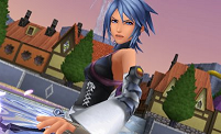 If a sequel to Birth by Sleep ends up happening, there's no doubt Aqua will be playing a major role. She's the only one not possessed or lacking a heart at the moment. Expect lots of new shotlocks.