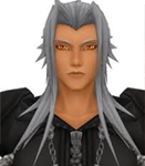 Xemnas is the perfect example of the Nobody. He is both emotionless and monotone, and yet he has complete hold over the memories of when he had a heart.