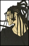Xaldin was a lone wolf in every sense of the word. He didn't care about anyone and was more obsessed with watching Beauty and the Beast than anything else. Even though he's higher up in the Organization, he doesn't seem very important.
