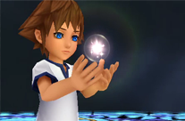 Thanks to Birth by Sleep, we now know that Sora has held a heart other than his own inside him for 10 years. No doubt that information will be a key part of the storyline for Kingdom Hearts 3.