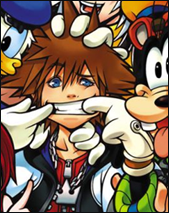 Could there possibly be a thing as too much Sora? Maybe we're just fatigued with the same character, so it's smart for the series to occasionally draw on other characters to keep us interested. It helps to keep the series alive and fans from getting all Sora'd out.