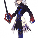 Riku, friend or foe? Where his alliance falls, nobody knows.