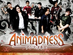 The band, Animadness.