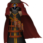 DiZ is actually one of the more complex characters to come out of KH. Unfortunately, his lack of good looks and weaponry have him pushed over for the likes of Roxas and Riku.