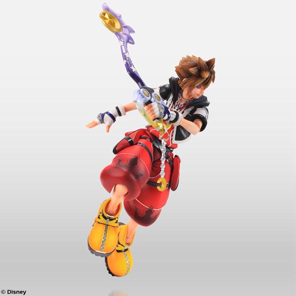 KH2 Limit Form Sora Play Arts Kai Releasing on November 29 ...